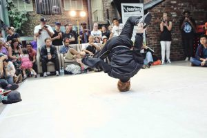 breakdancing battle life males